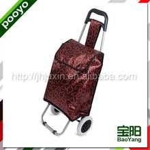 leisure supermarket shopping cart/bag pp woven gifts bags