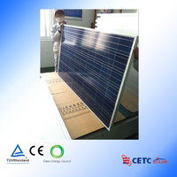 High efficiency 250W Poly Solar Panel Manufacturer