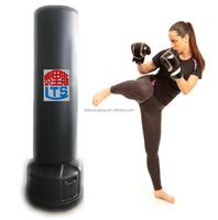 Free Standing Kick Boxing Punching Bag Taekwondo Training Bag