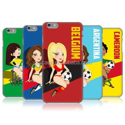 FOOTBALL PIN-UPS Design China Wholesale Plastic For Iphone Case