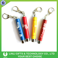 Promotional Led Projector Light Keychain