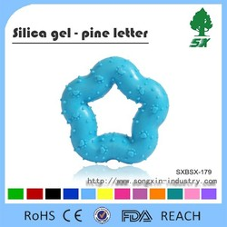 Soft Design and FDA and LFGB Grade Silicone Pet Toys Wholesale price with Top Quality