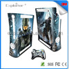 New fancy products decal sticker for xbox360 skin sticker