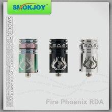 Royal Hunter RDA Atomizer Mechanical Mod Electronic Cigarette Rebuildable Dripping TIP fire phoenix rda mutation x v5