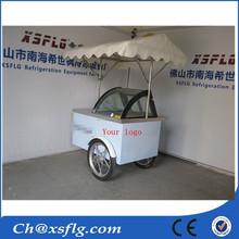 Elettrico cibo van/carrello per gelati vendita/cucina veicolo mobile