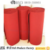 non woven polyester felt Fabric for polyester lining