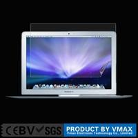 Hot selling PET protective film anti glare laptop screen protector for macbook air laptop