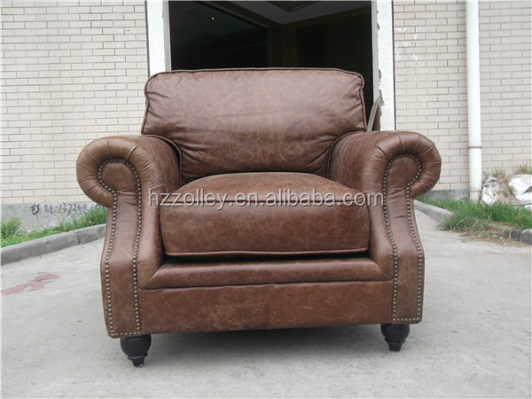 Muebles antiguos, Sala de sofá de cuero de madera, living, living ...