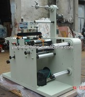 High Speed Blank Label Slitting Rewinding Machine/Automatic Rotary Die Cutting Machine With Slitter For Blank Labels