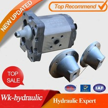 Hydraulic oil transfer gear pump of WK-Hydraulic P/N:WKP1B0** interchangeably marzocchi gear pump P/N:1PD**