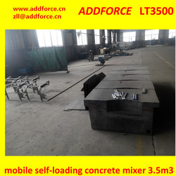 Hot sales!!! self propelled mixer from Addforce