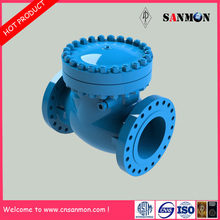 C 09 - cast steel or Cast Iron DIN Swing check valve