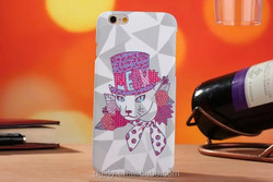New wholesale custom design fashion mobile phone case for iphone 6
