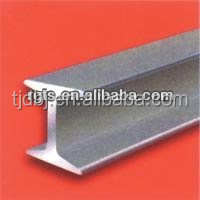 good price construction steel Q345B Iron Steel I beam size/ low carbon I beam /q235 Q345B hot rolled iron structural steel