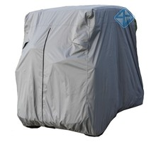 Outdoor 2-person Golf Cart Cover
