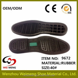 Alibaba Trade 2015 Hot selling Rubber For Shoe Outsole