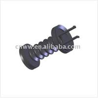 rubber grommet , cable sleeve