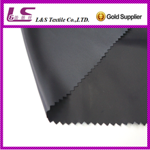 50D*50D 190T polyester taffeta fabric semi dull umbrella fabric/bag lining fabric with cire