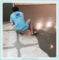 ground leveling use self-leveling cement concrete spot supplies