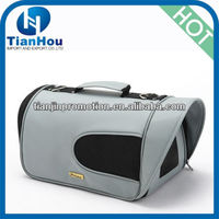 portable foldable PVC vietnam pet shop bag pet carrier bag