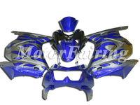 for kawasaki ex250 250 ninja 250r fairing ninja ex250 ex 250 2008-2009 motorcycle 08-09 ninja 250r accessories silver blue