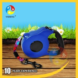 New hot sell electronic dogs leash retractable
