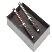 Quality quarantee carbon fibre metal pen case carbon fibre fountain pen