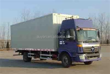 1133VJPGG-01ZA02, Foton Auman TX platform vehicle, Euro 3 platform vehicle, 4*2 platform vehicle
