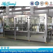 La mejor calidad de china guangdong máquina embotelladora de agua de ubicaciones