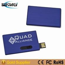 Ultra thin card type usb flash drive