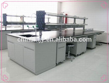 laboratory steel operating table