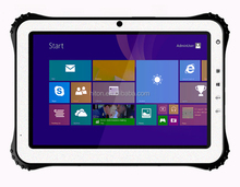 """10.1"""" 10.1 inch Rugged Windows 8.1 Tablet PC, windows 8.1 Rugged tablets With GPS 3G NFC RFID Barcode scanner docking station"""