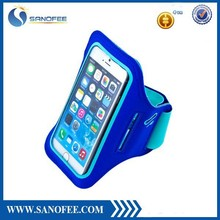 For iPhone 6 sports armband, Mobile Phone Sport Armband Case with Key Holder and Earphone Storage