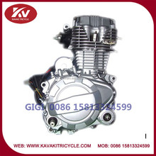 Powerful made in China air-cooled 4-stroke motorcycle engine 200cc