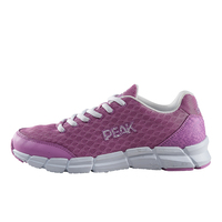 Peak New Shoes Women's Spring Sneakers Lightweight Breathable Authentic Fashion Running Shoes Sneakers