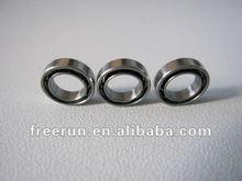 Open Type Deep Groove 8x19x6mm 698 ball bearing