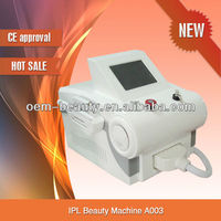 women used in home portable IPL epilator system machine with ipl filters A003