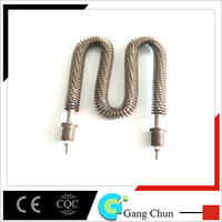 Finned Tube Electric Heating Element
