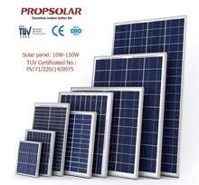 Best quality with best price Poly solar panel 50W