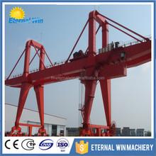 High-tech 200 ton gantry crane with design drawing