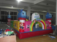 2013 New inflatable game/Amusing inflatable sports/inflatable jumping castle