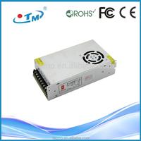 300W output DC 12V 24V 48V power supply led power Dali