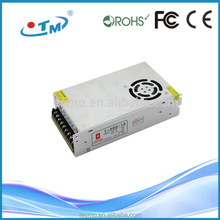 300W output DC 12V 24V 48V power supply led power Dali