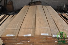 Natural Wood Veneeer ,Africa Teak Veneer For Furniture