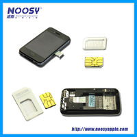 NOOSY Hot Selling Dual SIM Card Adapter for iPhone&Samsung