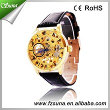 High Quality Product Man Mechanical Watch.Ebay China Skeleton Mechanical Watch