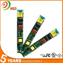 HG-502 Professional design & internal LED driver 260mA for T8 LED tubes