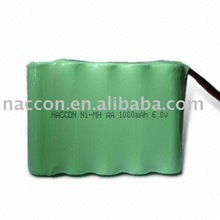 6v nimh rechargeable Battery Pack