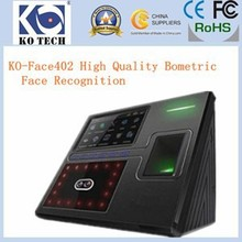 KO-Face402 High Resolution Infrared Camera Face Recognition Time And Attendance System