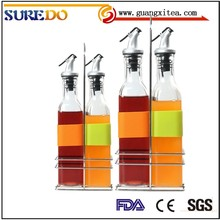 Wholesale Empty oil glass olive